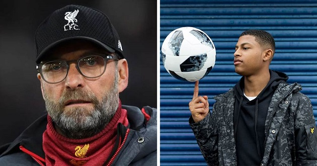 Klopp does not rule out signing a striker in January if Brewster leaves on loan - Bóng Đá