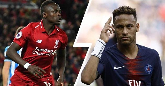 France Football: PSG want Mane if Neymar leaves - Bóng Đá