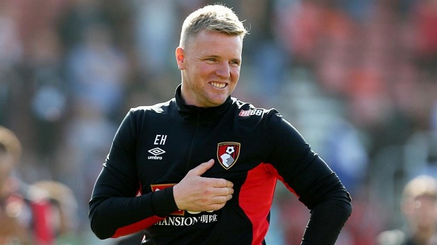 West Ham target Eddie Howe 'very keen' to take Hammers job if Manuel Pellegrini is sacked - Bóng Đá