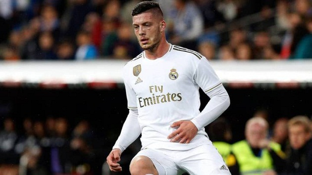 West Ham should consider making a loan move for Real Madrid hitman Luka Jovic in January - Bóng Đá