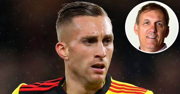Tony Cascarino: 'I could see Deulofeu at Liverpool - he caused them a lot of problems' - Bóng Đá