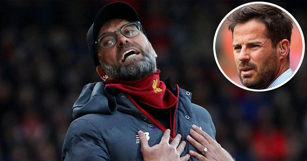 Jamie Redknapp: 'Every fan must wish their players gave as much as those in red do for Klopp' - Bóng Đá