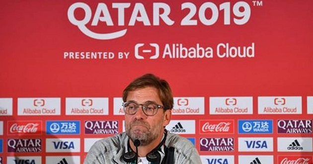 Klopp on Club World Cup: 'It shouldn't be held in the middle of a season' - Bóng Đá