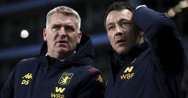 John Terry and Dean Smith make brilliant gesture to Liverpool kids at full-time - Bóng Đá