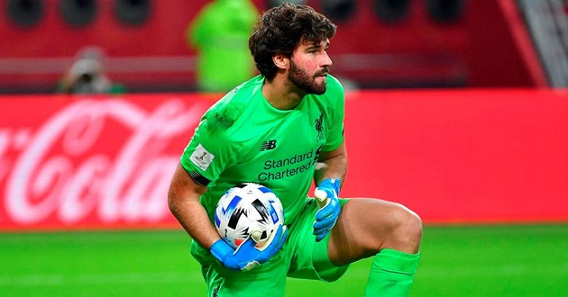Alisson opens up on his saves and the way he conducted Reds' makeshift defence vs Monterrey - Bóng Đá
