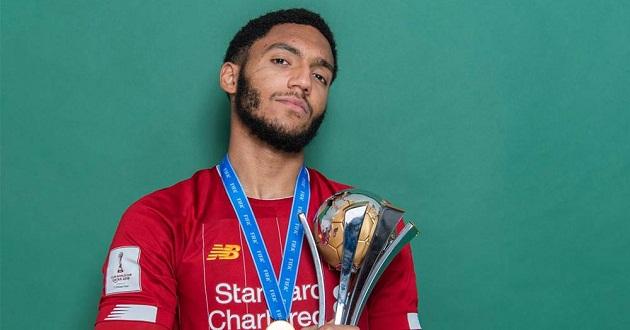 'It's special': Joe Gomez explains how CWC triumph will fuel Liverpool's title challenge - Bóng Đá