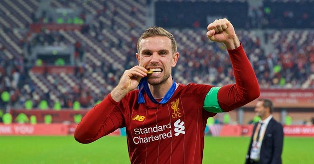 Henderson reflects on what made Club World Cup triumph possible - Bóng Đá