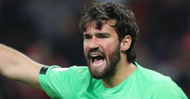 Alisson previews 'decisive' Leicester game - Bóng Đá