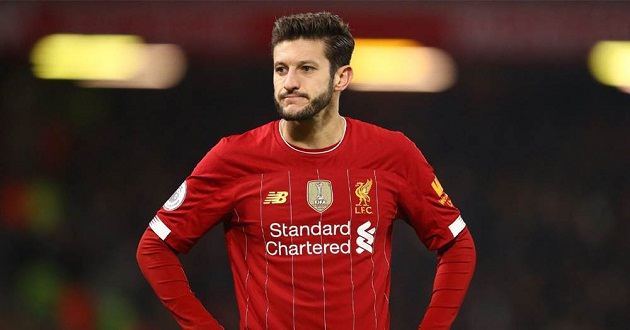 The Telegraph: Klopp resigned to losing Lallana in May despite desire to offer contract extension - Bóng Đá