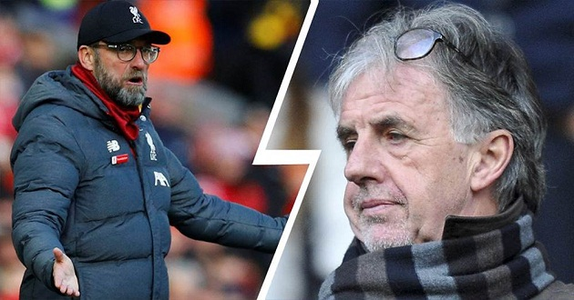 Mark Lawrenson can't see how Spurs would hurt Liverpool without Kane - Bóng Đá