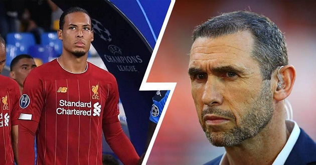 Martin Keown: 'Liverpool have got the best four central defenders in the Premier League' - Bóng Đá