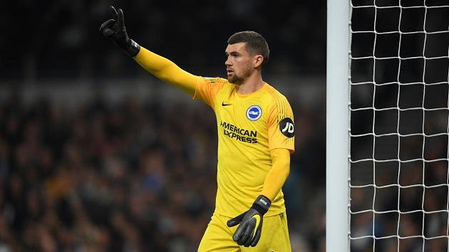 Alisson's saves vs Spurs contribute to Brighton keeper's cause - Bóng Đá