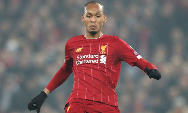 Fabinho: 'Sadio Mane deserved the Ballon d'Or' - Bóng Đá