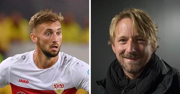 Stuttgart chief praises Liverpool for handling Nat Phillips' situation - Bóng Đá