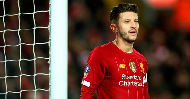 Lallana: 'We don't want to win games relying on our goalkeeper' - Bóng Đá