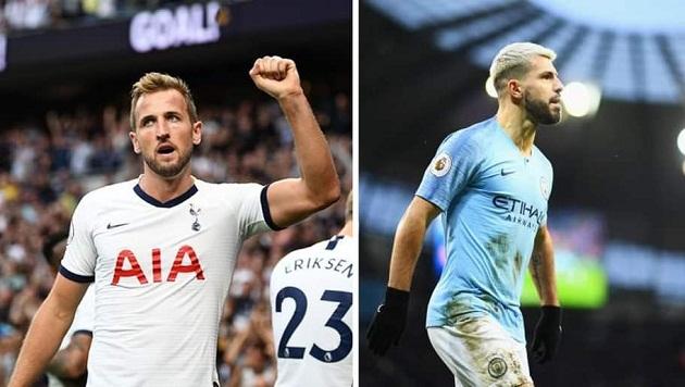 Darren Bent believes Tottenham forward Harry Kane is better than Man City's leading marksman Sergio Aguero. - Bóng Đá