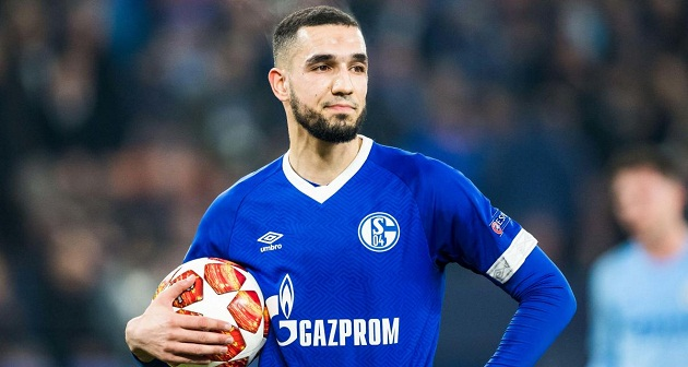 Crystal Palace target Nabil Bentaleb is reportedly keen to secure a move away from Schalke - Bóng Đá