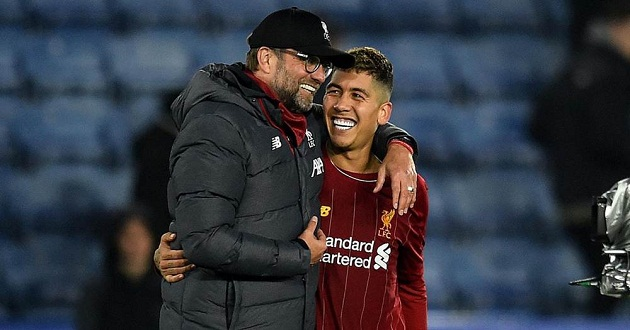 Firmino opens up on how 'a bit of German mentality' helped him get along with Klopp - Bóng Đá