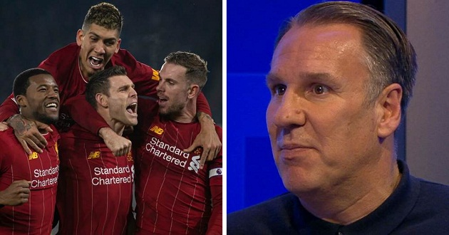 Merson: 'Liverpool don't get the respect they deserve' - Bóng Đá
