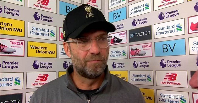 Klopp: 'On a normal day we would have scored three times in the first half' - Bóng Đá