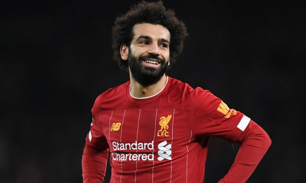 Salah opens up on his match-winner against United: 'Thought came to my mind I wouldn't score' - Bóng Đá