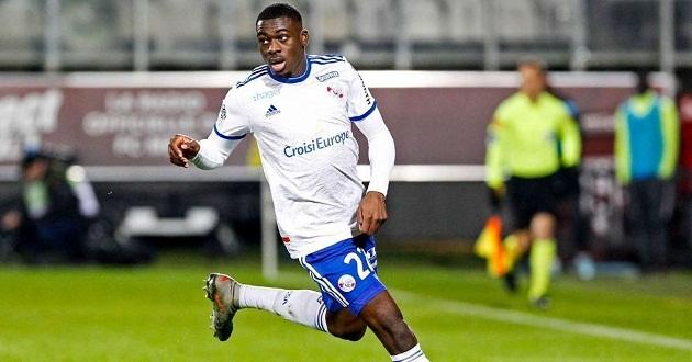 Watford in talks for Youssouf Fofana (Strasbourg) - Bóng Đá