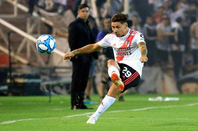 Gianluca Di Marzio delivers update on West Ham move for River Plate star Gonzalo Montiel - Bóng Đá
