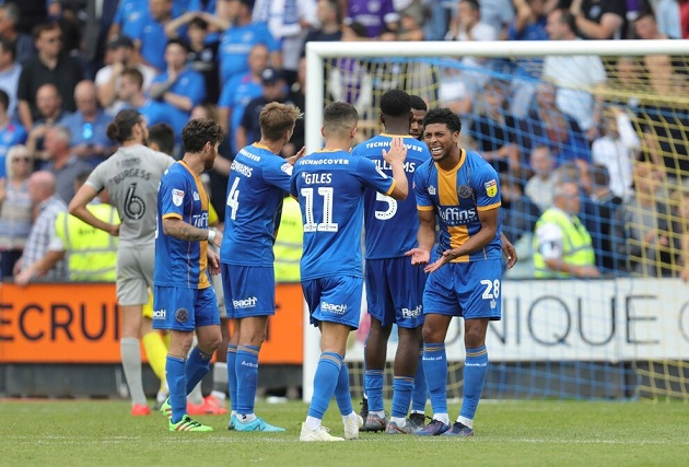 Why Anfield replay truly means the world for Shrewsbury Town - Bóng Đá