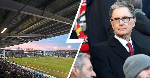LFC reportedly gave their FA Cup gate receipt share back to Shrewsbury - Bóng Đá