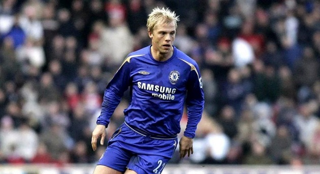 'I thought I was going to Liverpool': ex-Chelsea striker Eidur Gudjohnsen reflects on how he ended up joining the Blues - Bóng Đá
