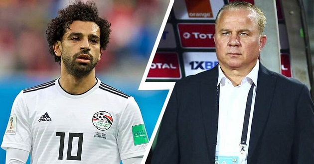 Egypt U23 coach: 'We cannot force Salah to participate in Olympics with us' - Bóng Đá