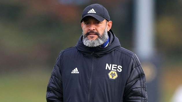 Boss Nuno Espirito Santo has admitted he is still waiting on a new contract offer - Bóng Đá