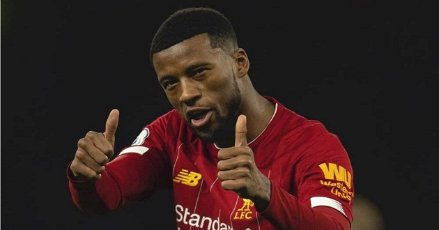 Wijnaldum dismisses claims Liverpool are under more pressure this season: 'We are doing pretty much the same thing' - Bóng Đá