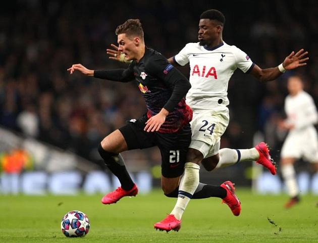 Hugo Lloris sends message to Tottenham teammates after Champions League defeat to RB Leipzig - Bóng Đá