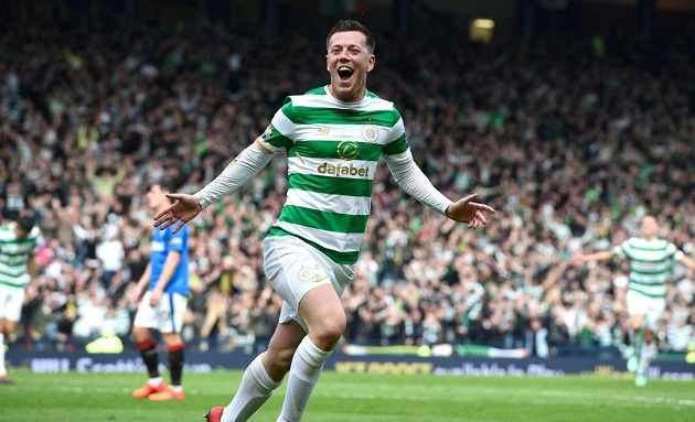 Report: Leicester interested in 26-year-old Callum McGregor - Bóng Đá