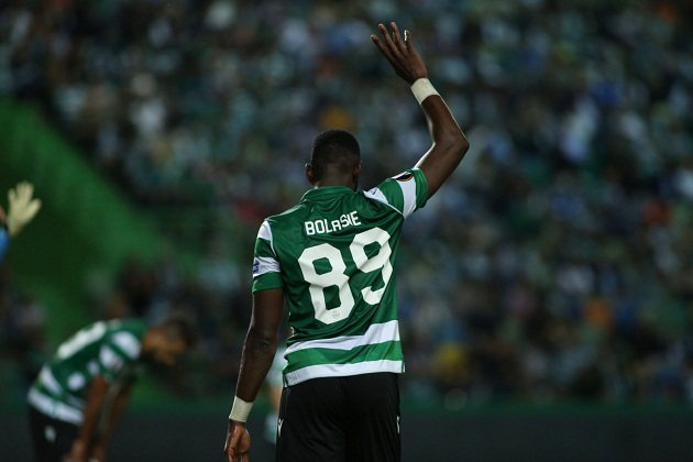 Sporting Lisbon will not be taking up their option on Everton winger Yannick Bolasie - Bóng Đá