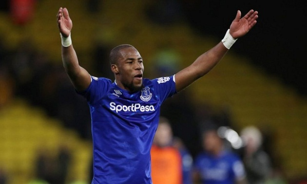 Report suggests Everton are uncertain about £12.75m summer deal for Djibril Sidibe - Bóng Đá