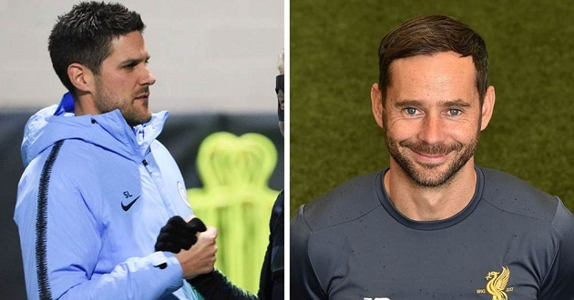Liverpool set to lure Man City physio as Richie Partridge prepares to leave for Qatar - Bóng Đá