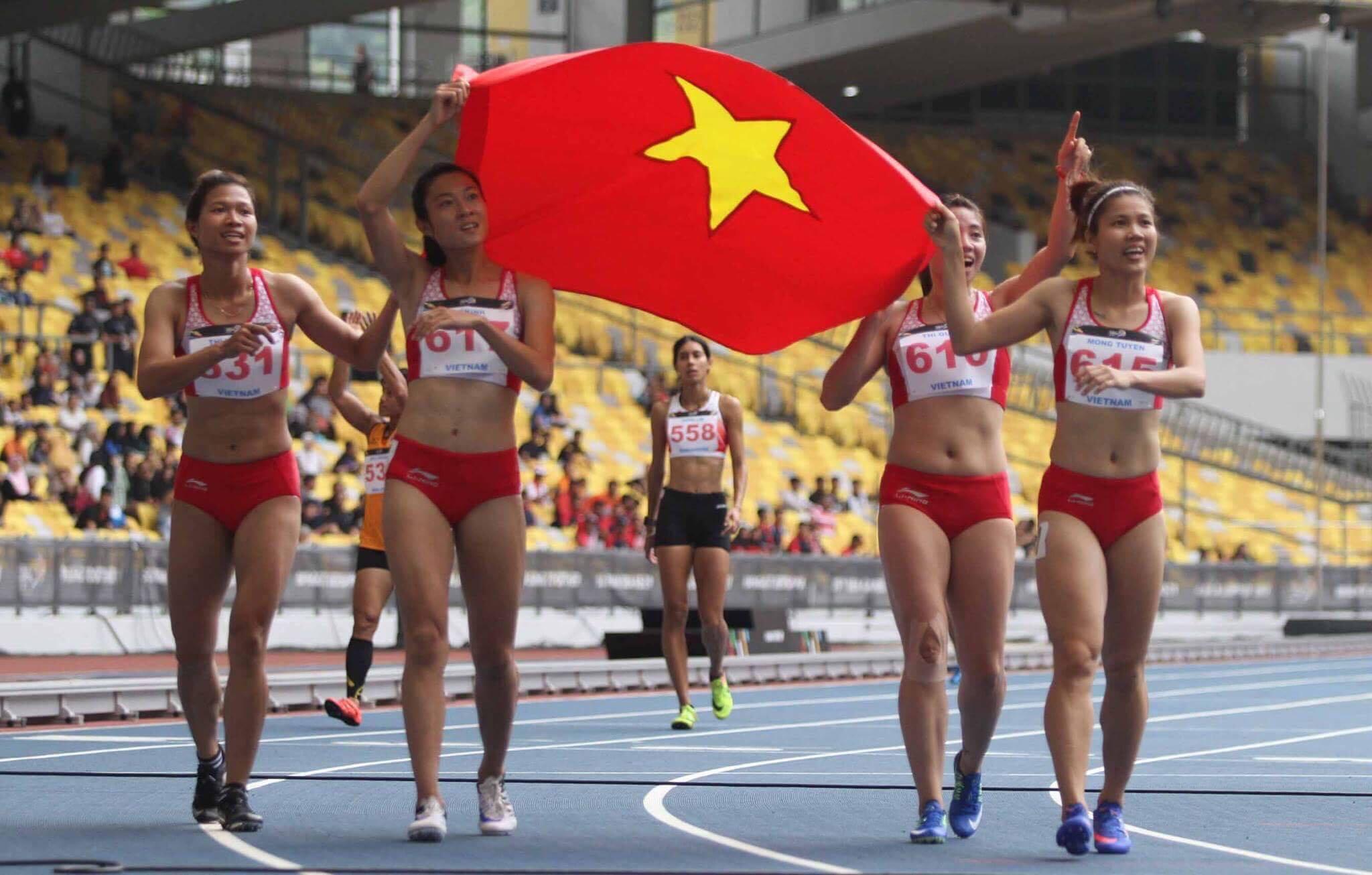 TRỰC TIẾP SEA Games 25/08: Điền kinh Việt Nam bội thu vàng - Bóng Đá