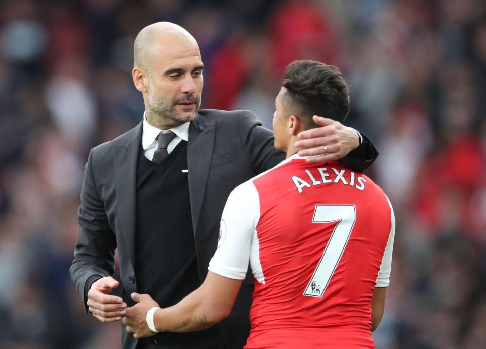 Lý do Sanchez sẽ không đến Man City