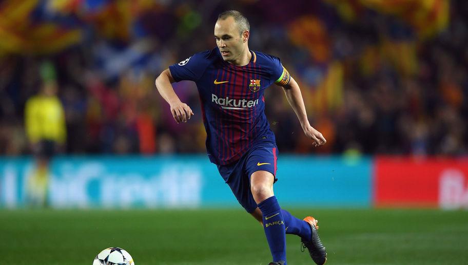 Iniesta hé lộ thời điểm tạm biệt Barcelona và Tây Ban Nha - Bóng Đá