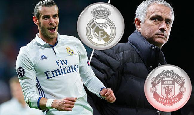 Mourinho ra tay thuyết phục Bale gia nhập Man United - Bóng Đá