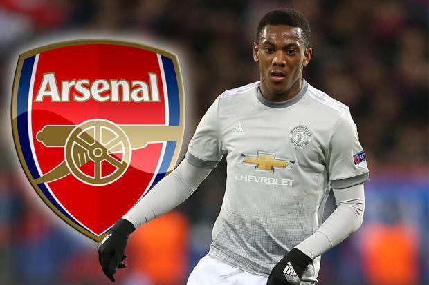 Chia tay Man United, Martial muốn đến Arsenal - Bóng Đá