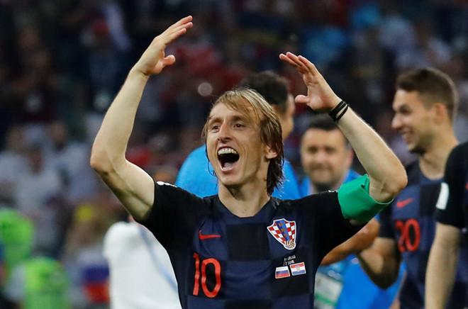 Cuộc đua Quả bóng Vàng World Cup: Số phận gọi tên Luka Modric? - Bóng Đá