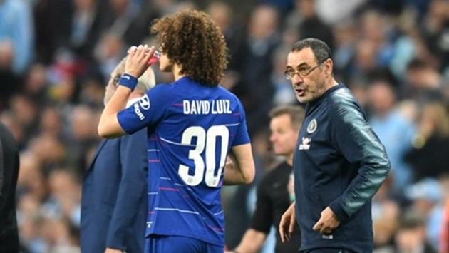 David Luiz: