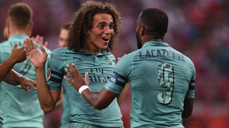 Matteo Guendouzi có thể sẻ trở thành bản hợp đồng quan trọng nhất mùa giải của Arsenal? - Bóng Đá