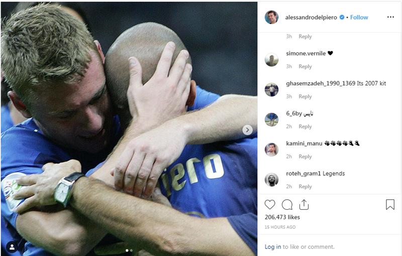 Huyền thoại Juventus gửi thông điệp cảm động đến De Rossi - Bóng Đá