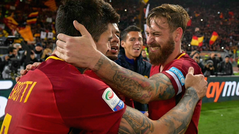 Đồng đội tiết lộ sự thật không ngờ về De Rossi tại AS Roma - Bóng Đá