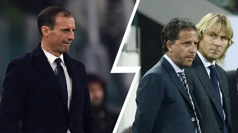 Tiết lộ cái tên khiến Allegri phải rời Juventus - Bóng Đá