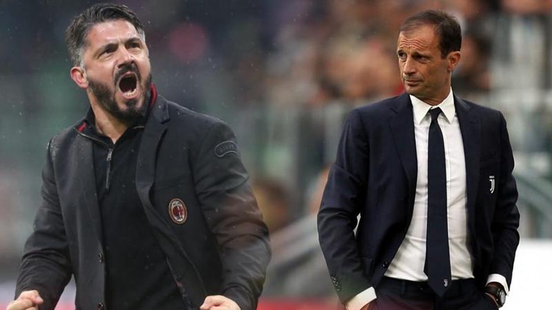 HLV AC Milan nói điều bất ngờ về việc Juventus chia tay Allegri - Bóng Đá